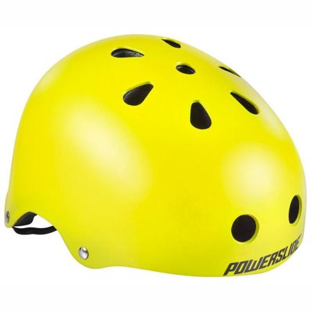 KASK POWERSLIDE ALLROUND YELLOW