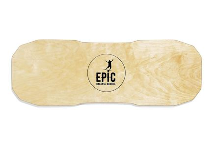 EPIC DARK OAK Balance Board
