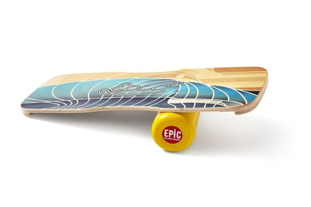 EPIC WAVES Balance Board + DYWANIK