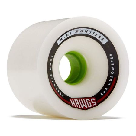 MINI MONSTERS 70mm80a white