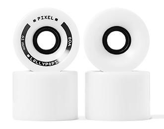 Pixel Lollypops Mini 61mm 80a White