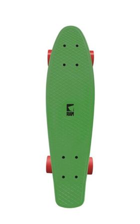 Ram Mini Cruiser Old School Melon Green