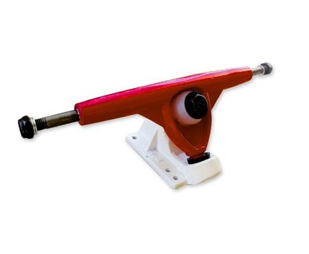 Randal R-II Trucks 180mm JAPAN RELIEF RED/WHITE
