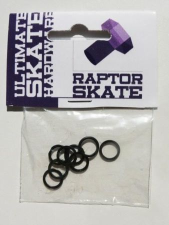 Raptor Skate Speedrings Axle-Washers