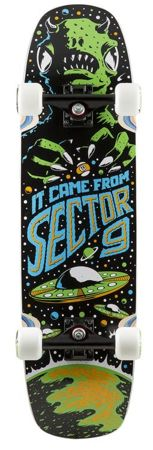 SECTOR 9 ORBIT - IAN JEPSON RANGE