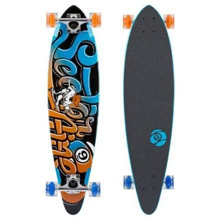Sector 9 Swift 15 Blue