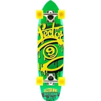 Sector 9 - The 95 Complete Green