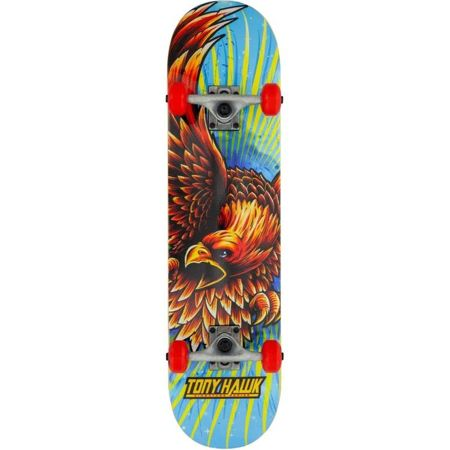 TONY HAWK SKATEBOARD Golden Hawk 7.75 komplet